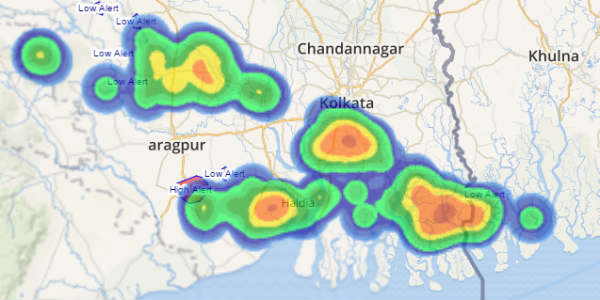 Kolkata Lightning