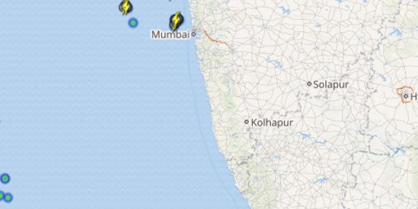 Lightning Mumbai