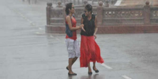 Lucknow, Kanpur, Allahabad, Varanasi to receive rains anytime now