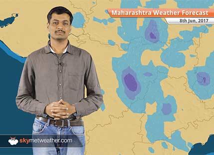 Maharashtra Weather Forecast for Jun 8: Mumbai, Nagpur gears for heavy rains as Monsoon nears; Pune to wait more