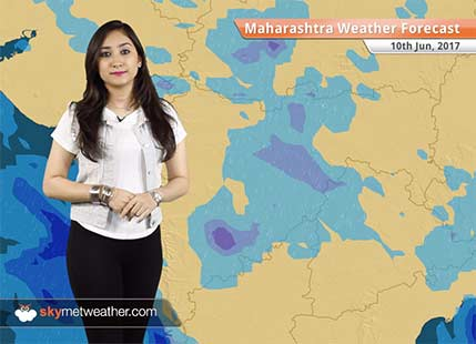 Maharashtra Weather Forecast for Jun 10: Mumbai Monsoon coming soon, rain in Pune, Nashik