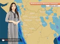 Maharashtra Weather Forecast for Jun 24: Mumbai, Nashik, Yeotmal, Amravati to witness more Monsoon rains