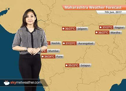 Maharashtra Weather Forecast for Jun 7: Pre-monsoon rain to intensify in Nagpur, Mumbai; to escape Pune