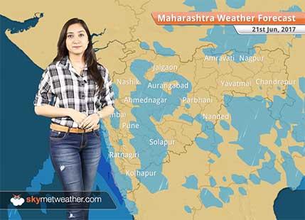 Maharashtra Weather Forecast for Jun 21: Light Monsoon rains in Mumbai, Pune, Nagpur, Nashik