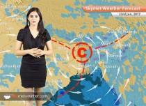 Weather Forecast for Jun 23: Monsoon reaches Patna, MP; Light rain in Mumbai, Kolkata