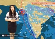 Weather Forecast for Jun 28: Monsoon rains over Delhi, U.P, Coastal Karnataka, Konkan and Goa