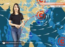Weather Forecast for Jun 7: Rain in Chennai, Mumbai, Delhi, Hyderabad, Bengaluru, Kolkata
