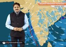 Weather Forecast for Jun 23: Good rains in East UP, Bihar, Odisha; Dry weather in Delhi, Haryana