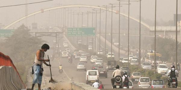 Ozone In Delhi