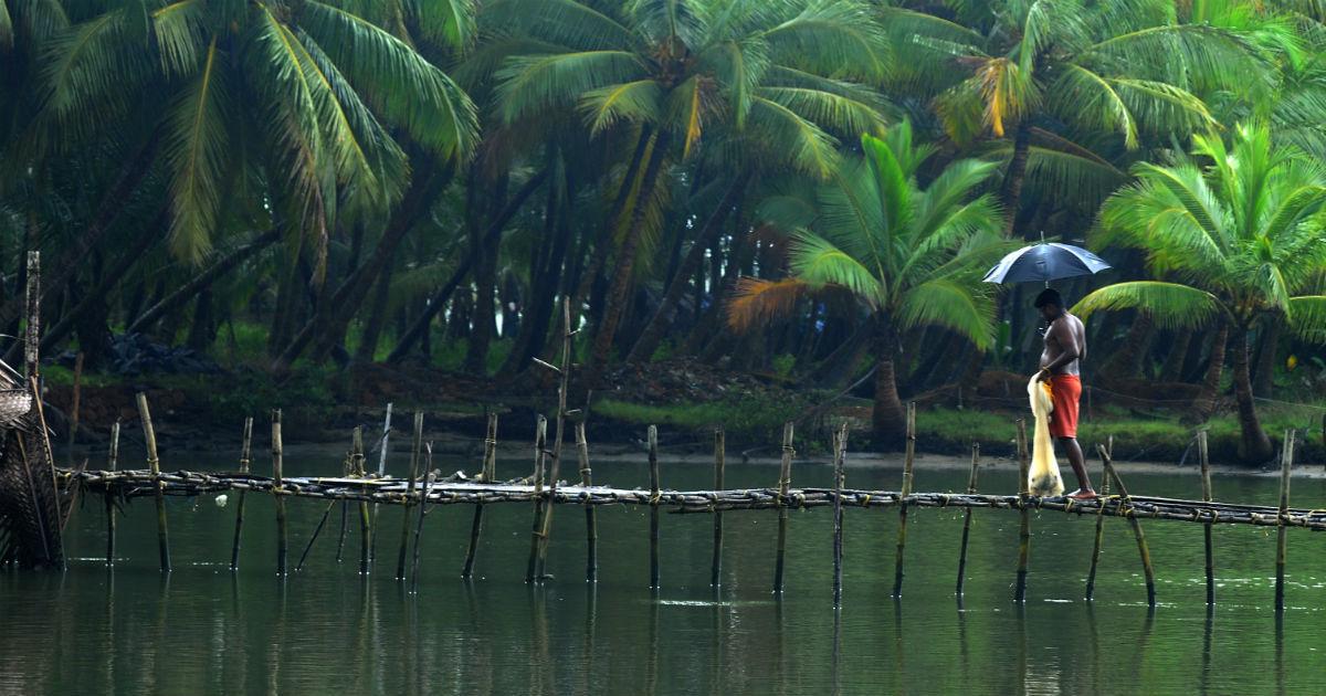Rains To Reduce Over Kerala Good Rains For Konkan And Goa
