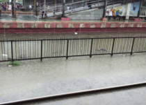 Hefty Monsoon rains cause waterlogging in Mumbai, Thane, Kalyan