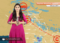 Weather Forecast for Jun 6: Monsoon 2017 to advance further; Rain in Hyderabad, Mumbai, Nagpur