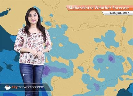 Maharashtra Weather Forecast for Jun 13: Monsoon 2017 hits Mumbai, Sangli, Kolhapur, Solapur, Parbhani, Satara