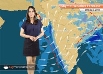 Weather Forecast for Jun 29: Rain in Delhi, Gujarat, Goa, Coastal Karnataka