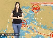 Weather Forecast for Jun 30: Severe weather in Uttarakhand; Rain in Punjab, Haryana, Bihar