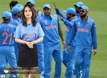 IND VS PAK; rains spare champion trophy final