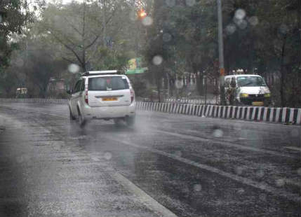 Good rains lash Chandigarh, showers to continue today
