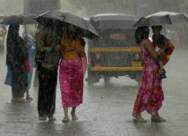 Monsoon rains to reduce over Ambikapur, Bhubaneswar, Raipur, Jharsuguda