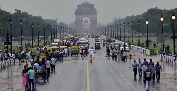 Delhi rains to continue today, to take a break on weekend