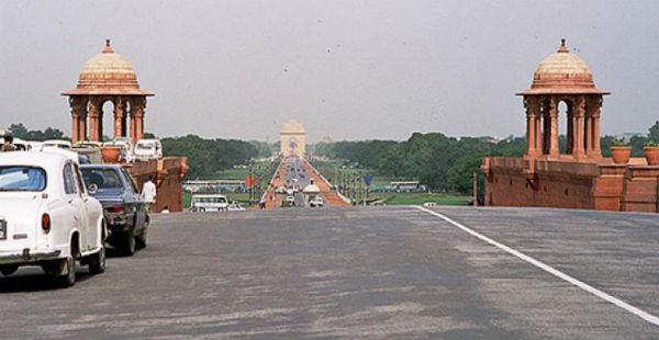 Delhi clear weather