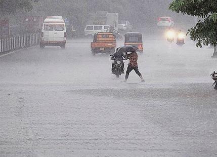 Delhi monsoon rains and Monsoon 2017