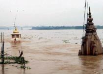 Flood in Varanasi and Allahabad_Scoopwhoop 429