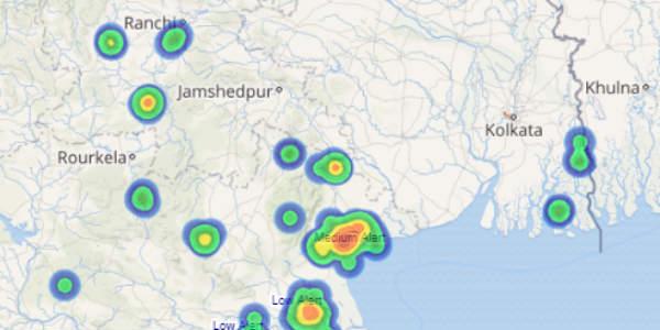 Lightning Jharkhand
