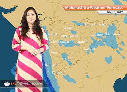 Maharashtra Weather Forecast for Jul 5: Mumbai, Pune, Satara, Sangli, Kolhapur to witness light rains