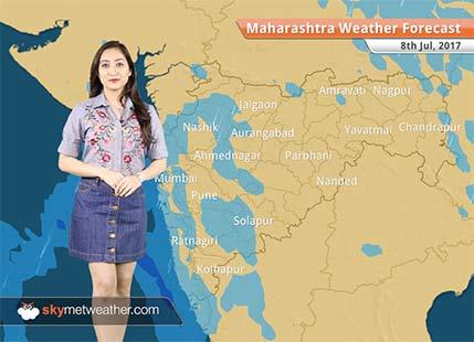Maharashtra Weather Forecast for Jul 8: Light rains in Mumbai, Pune, Nashik, Satara