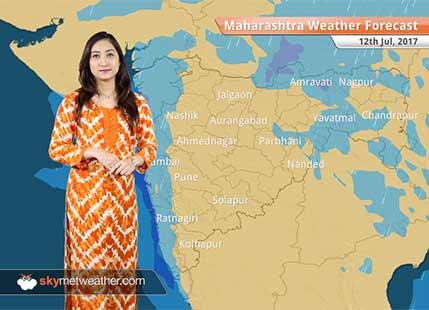 Maharashtra Weather Forecast for Jul 12: Good rains to return toMumbai, light rains in Nagpur, Nashik, Akola