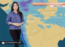 Maharashtra Weather Forecast for Jul 25: Nagpur, Nashik, Dahanu, Mumbai to get good Monsoon rains