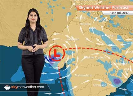 Weather Forecast for July 16: Rain in Mumbai, Hyderabad, Kolkata