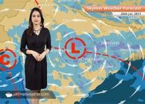Weather Forecast for July 20: Heavy rain in Mumbai, light over Hyderabad, Kolkata, Delhi