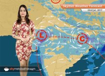 Weather Forecast for July 23: Rain in Lucknow, Kolkata, Gujarat, Rajasthan