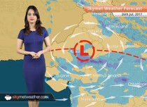 Weather Forecast for July 26: Rain in Kolkata, Mumbai, Ahmedabad, Jaipur