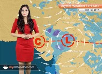 Weather Forecast for July 28: Rain in Ahmedabad, Mount Abu, Indore, Bhopal, Chennai