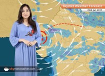 Weather Forecast for July 29: Rain in Delhi, Gujarat, Rajasthan, Chennai