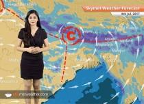 Weather Forecast for July 9: Rain in Kolkata, Mumbai, Bengaluru and Assam Dry weather in Delhi