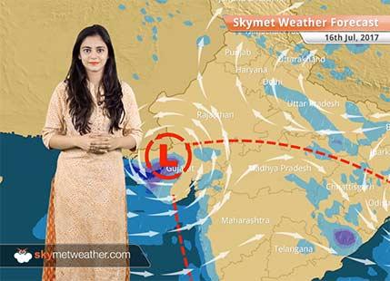 Weather Forecast for July 16: Rain in Madhya Pradesh, Chhattsigarh, Gujarat