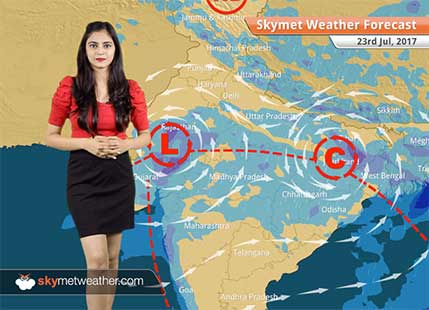 Weather Forecast for July 23: Good rain in Patna, Ranchi, Kolkata, Lucknow