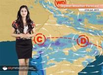 Weather Forecast for July 27: Good rain in Lucknow, Varanasi, Ahmedabad, Patna, Ranchi