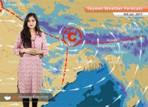 Weather Forecast for July 9: Rain in U.P, Bihar, Jharkhand, and West Bengal Assam