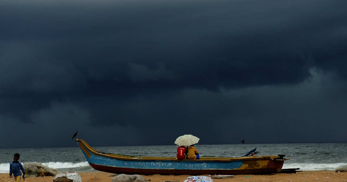 Chennai Rains Surprise With 87 Mm More Showers Likely