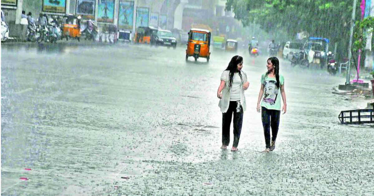 Hyderabad Rains To Reduce Humid Weather To Persist