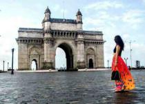Rain in Mumbai