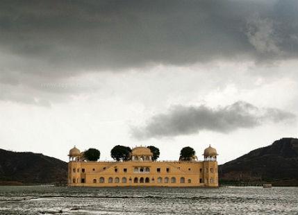 Rain-in-Rajasthan
