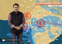 Weather Forecast for July 21: Good rain in Gujarat, UP, MP, Odisha, Chhattisgarh