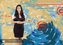 Weather Forecast for July 17: Rains in MP, Jharkhand, Chhattisgarh, WB