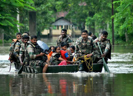 Assam floods affect 22 lakh, kill 15; situation to improve