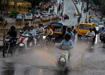 Bhopal-rains